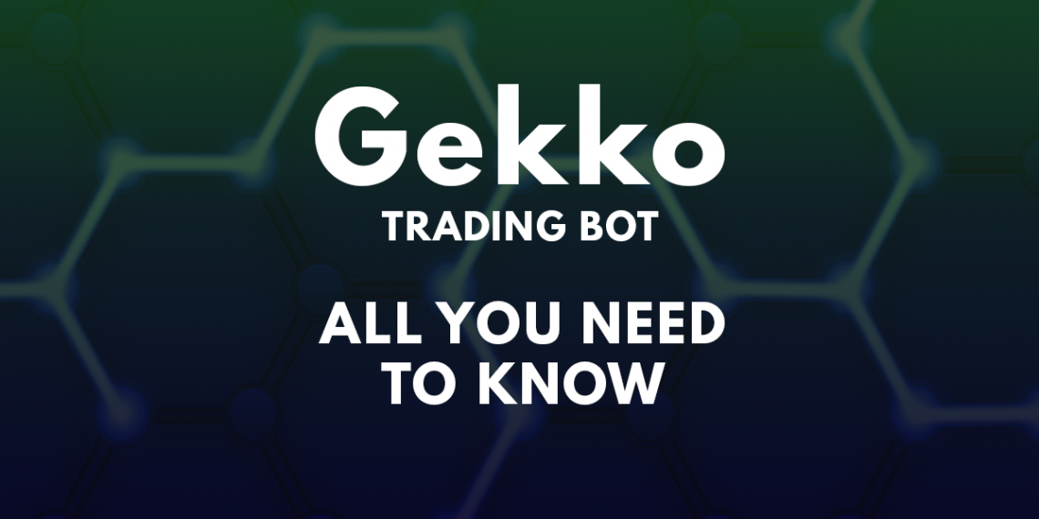 gekko cryptocurrency trading bot