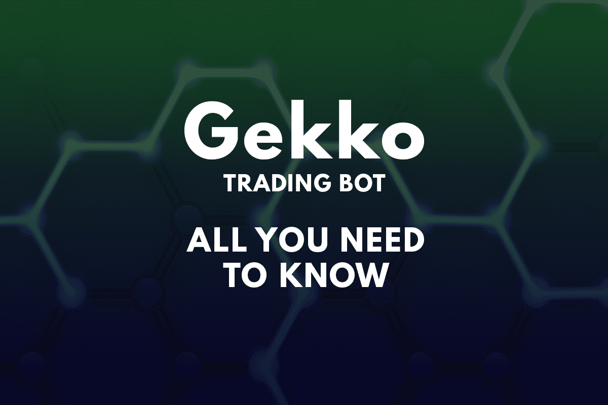 Gekko Bot Review - Is this Free Trading bot any Good? | Pheeva com